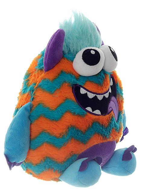 Monster in Regenbogenfarben 30cm, Plüschmonster Plüsch Plüschtier Stofftier