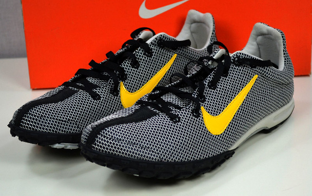 Nike Zoom Waffle XC VII Unisex Track Spike Laufschuhe Gr.33 Sportschuhe 13041705