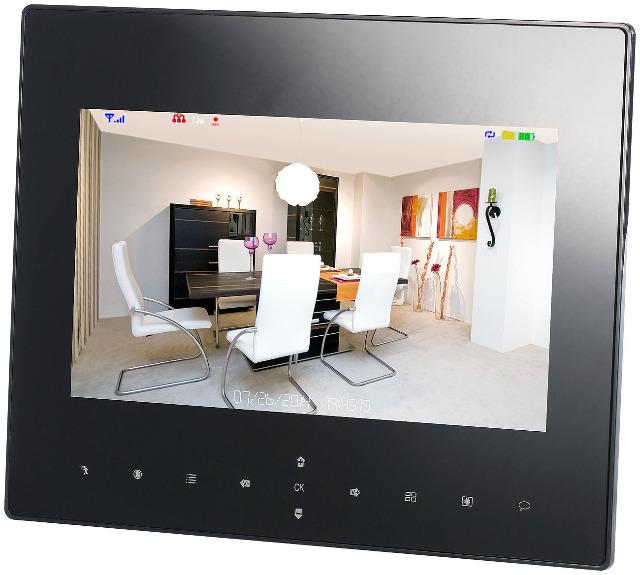 Video Überwachungsmonitor DSC-720.mc 22,8cm (9