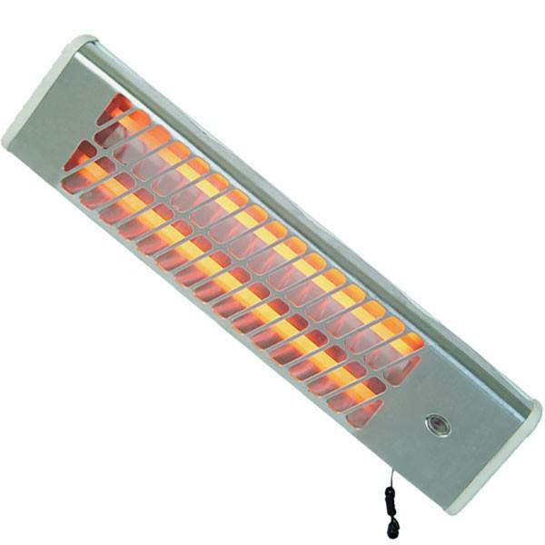 Frostwächter, infrarot Gewächshausheizstrahler 1.200 W