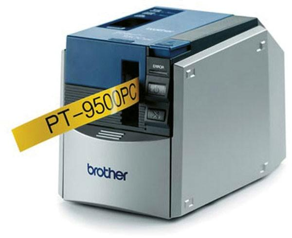 Labelprinter brother P-touch 9500PC