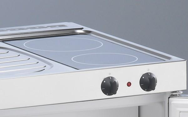 Suche Miniküche Mit Kühlschrank : MinikÜche mk kühlschrank glaskochfeld links spüle rechts