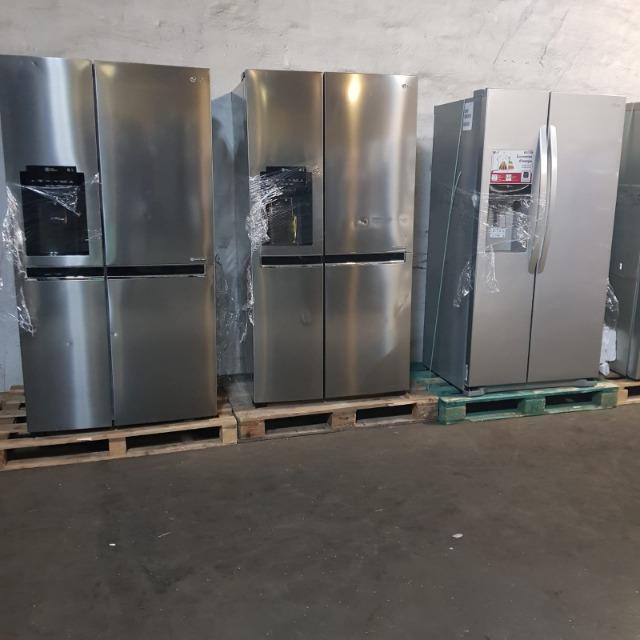LG Side BY Side, Kombi Kühlschränke,Washmachinen - REFURBISHED