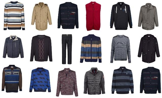 Herren Marken Mix Kleidung Herbst Winter Jacken Pullover Parka...OVP