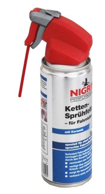 12-70545, Nigrin Kettensprühfett 200 ml