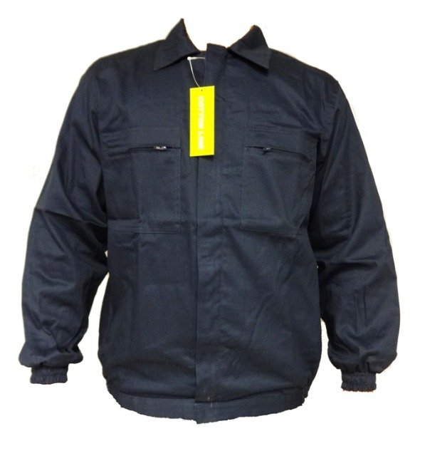 Cotton Line Workwear - Dunkelblaue Jacken