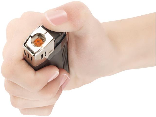 5in1 OctaCam Feuerzeug Full-HD-Videokamera Spycam Webcam USB Stick LED Taschenlampe Spionage Kamera VIdeo Film Camcorder Überwachung Lampe