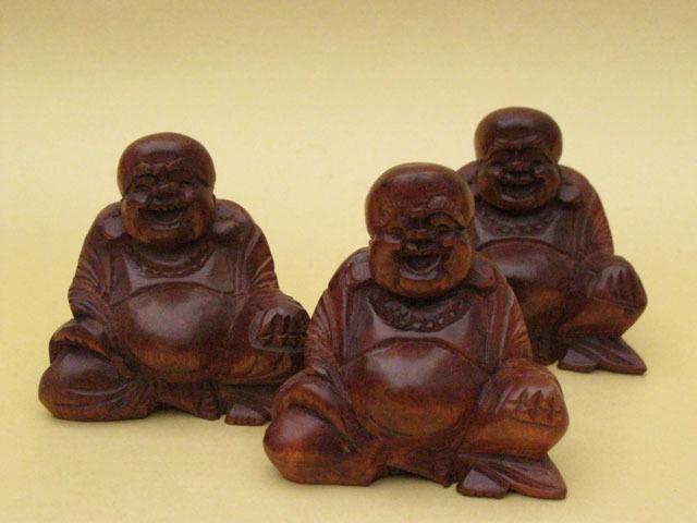 Happybuddha aus Suarholz