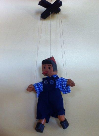 Pinocchio, mit Hose, 20 cm, Puppe