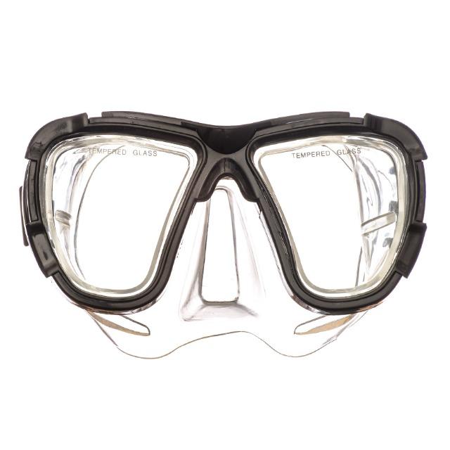 Maske ausgeglichenes Glas Ozean 21056