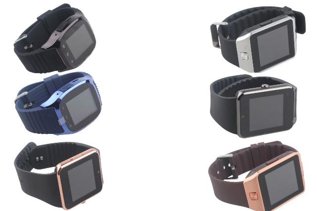 ca. 486 Stück Smart Watches für iPhone und Android NEU Restposten