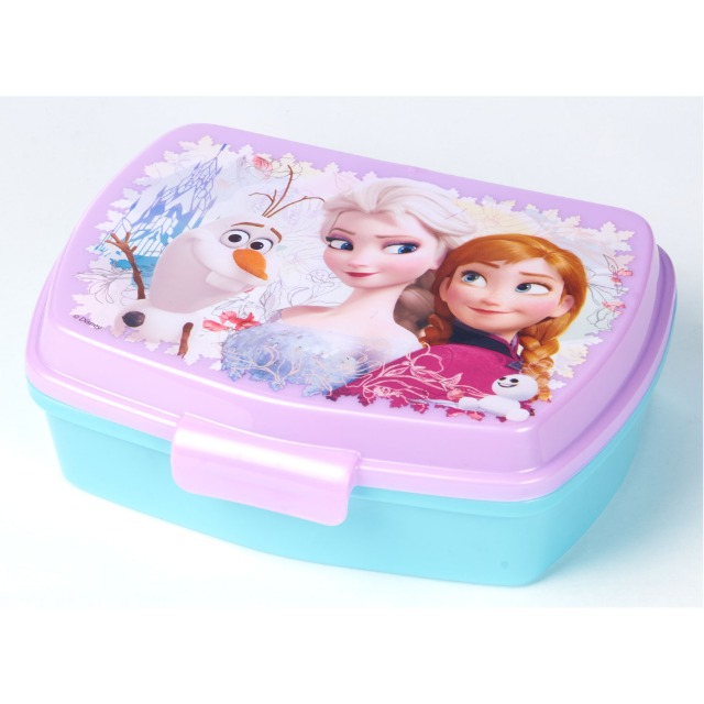 28-502358, Disney Lunchbox Frozen, Star Wars und Paw Patrol, Butterbrotdose, usw++++++