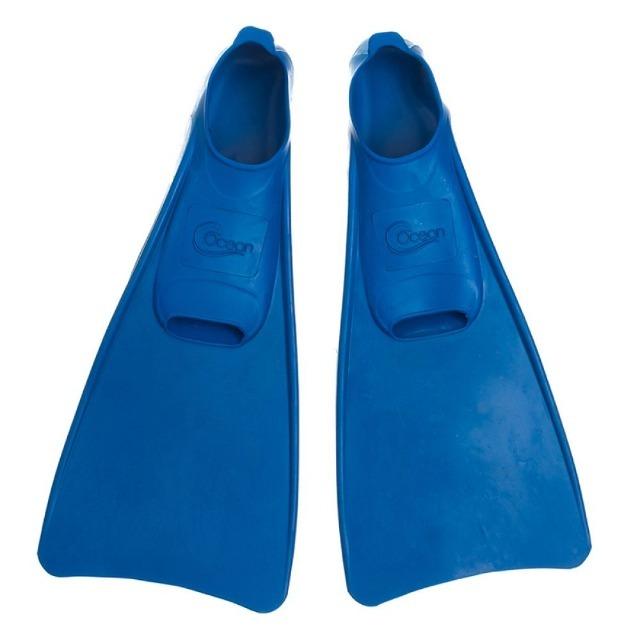 Schwimmflügel aus Naturkautschuk DF300 BLUE / 30-33