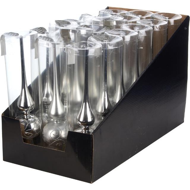 28-786859, Glas Weihnachtsbaumspitze, Christbaumspitze, Baumschmuck, Tannenbaum
