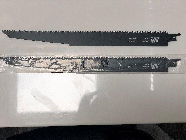 Säbelsägeblätter für Holz-/Kunststoffbearbeitung