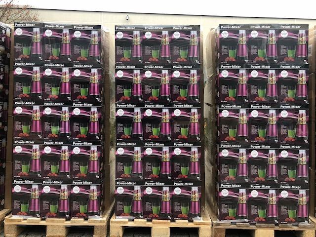 GOURMETmaxx Mixer 240W in Beeren Farbe
