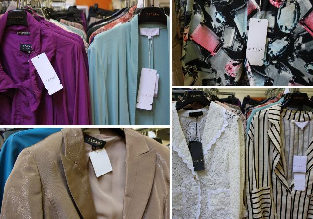 Luxus Kleidung Boutique Ware - Tommy Hilfiger, Hugo Boss, Ralph Lauren, Daniel Hechter, MaxMara, Bogner NEU Restposten