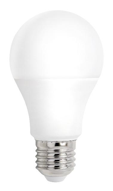 LED AGL Leuchtmittel 10W E27 warm weiß Glühlampen-Form