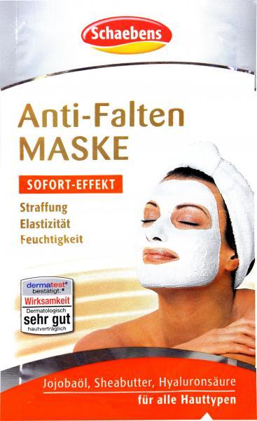 Schaebens Anti Falten Maske 15586865 Restpostende