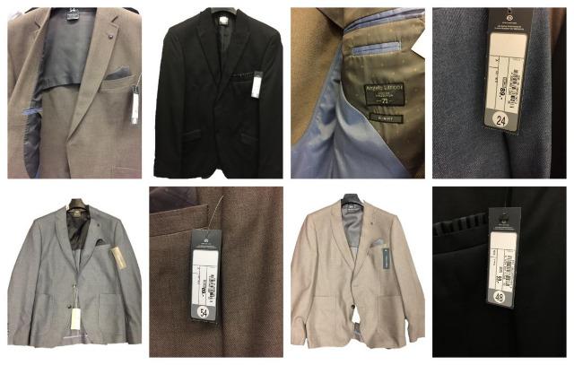 Herren Sakko Marken Sakkos Blazer Jacken Mix Business Mode