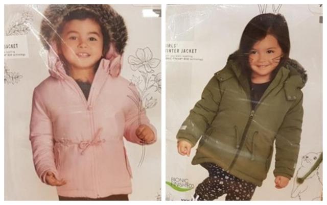 Kinderjacken Mädchen Jacken Winterjacken Kinder Parka Jackett Winter Mode Kleidung
