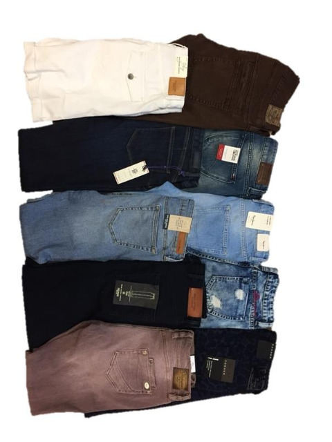 Damen Jeans Mix Tommy Hilfiger Pepe Jeans Wrangler Herrlicher Tom Tailor Marc OPolo Desigual etc. Mode Kleidung