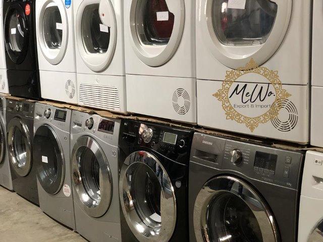 Samsung & LG Waschmachine, Hoover Wäschetrockner