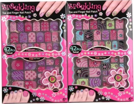 27-83977, Nageldesign Set 42 teilig