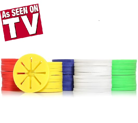 50x Sockensortierer Sockenklammern Sockenclips Haushalt Sortierer Halter Waschmaschinen geeignet