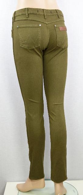 Wrangler Damen Stretch Jeans Hose W28L34 Marken Damen Jeans Hosen 48011600