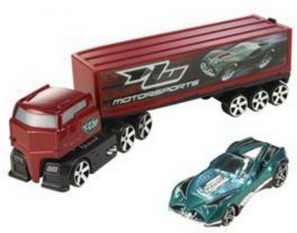Mattel Hot Wheels Super Truck Sortiment, 1 Stück