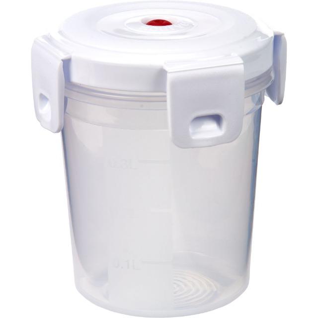 28-321587, Frischhaltedose von Curver 0,5 Liter, Deckel mit Druckventil, Aromadose,