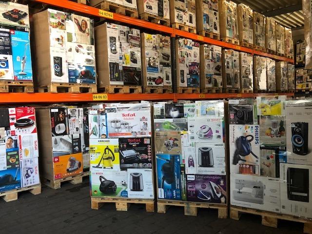 Mischpakete kaufen gro handel auf for Lagerverkauf elektrogerate