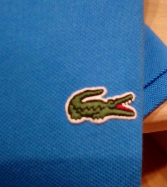 Lacoste Kurzarm Poloshirt - einmaliger Posten