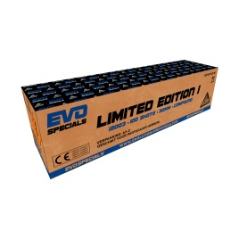 Evolution Verbundfeuerwerk Limited Edition 1  100 Schuss Batterie Verbund Feuerwerk Silvester