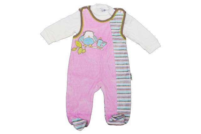 Baby Nicki Strampler Set