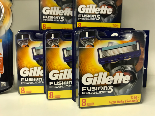 Gillette®™ Fusion5 Proglide 8er - Neue Version - Preis 13,20€