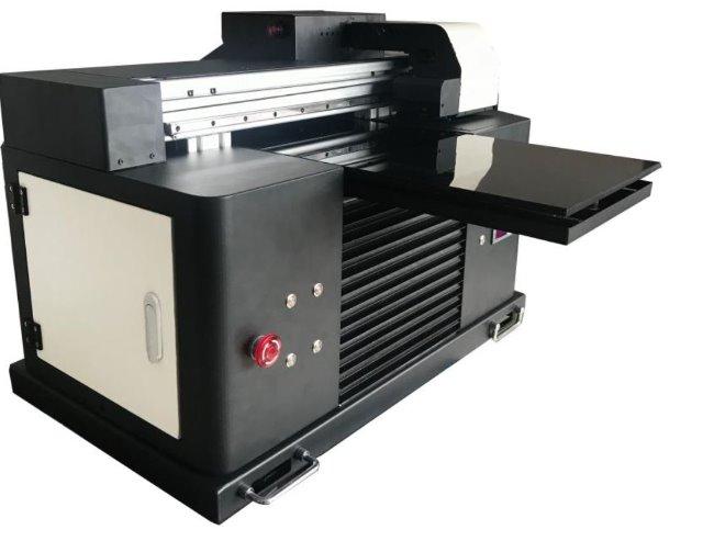 UV Drucker A3 Weiß + Farbig Druckfläche 31x55cm New Model Druck auf Metall. Plastik, PVC, Leder, Holz etc