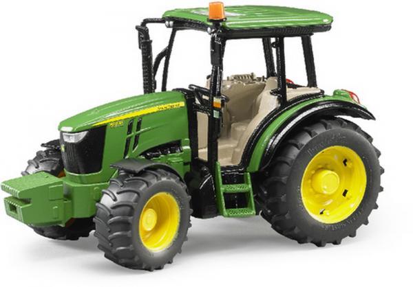 Bruder Traktor John Deere 5115M, 1 Stück