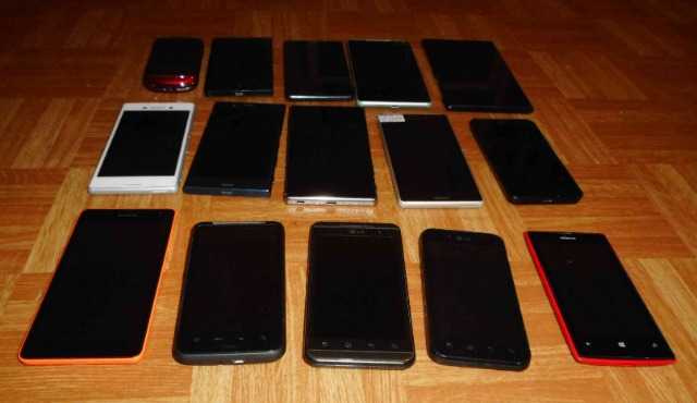 Restposten aus Appel, Sony, Nokia, Motorola, Samsung ab 20,00€ Aktion 10% Rabatt
