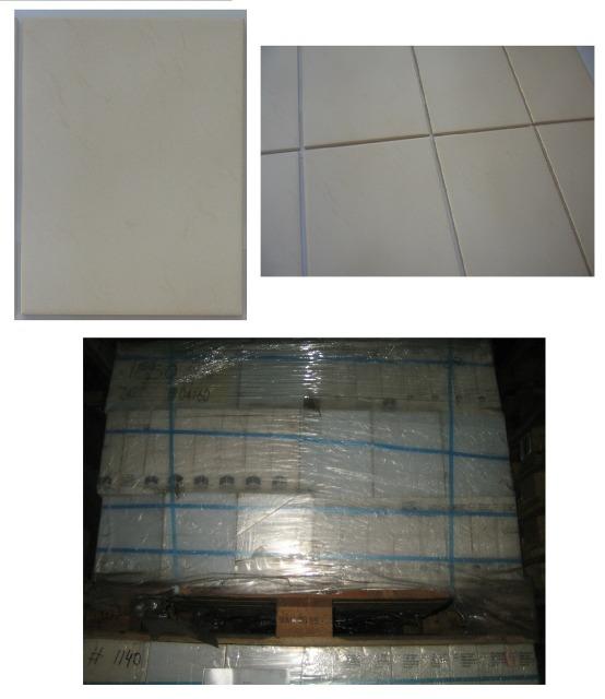 1. MOSA wall-tiles 15x20 cm