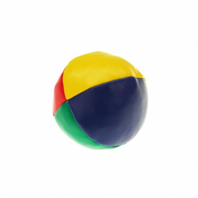 10-642060, Kickball 3er Set, 6,5 cm, Jonglierball, Sportball, Hacky Sack Ball, Spielball, Wurfball, Wasserball, Spielball