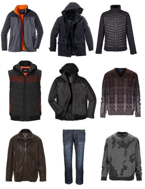 550 Teile italienische Modemarken Herren-Textilien Men-plus Jacke-Hose-BABISTA-Jog Demin Pullover Boston Park-Jeans