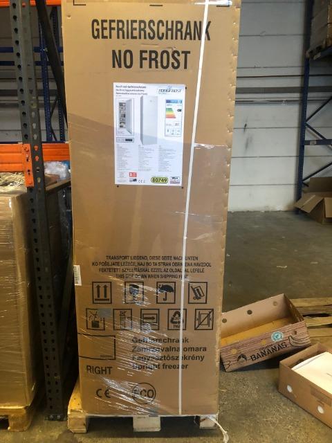NORDFROST No-Frost Gefrierschrank MD37366 280Liter