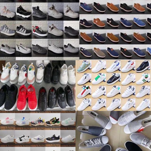 Sneakers Freizeitschuhe Restposten Sonderposten Schuhe Herren, Damen Kinder