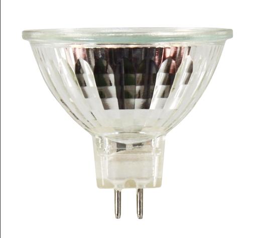200x Halogen Leuchtmittel MR16 Halogen Spot MR16 - 50=75 Watt 500 Lumen