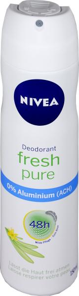 Nivea Deo Spray Fresh Pure