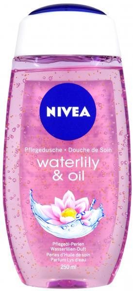 Nivea Dusche Waterlily and Oil