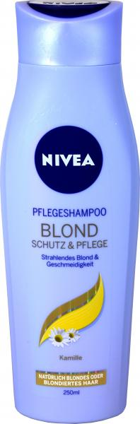 Nivea Shampoo Blond Gloss