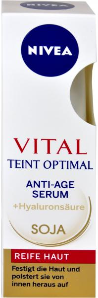 Nivea Vital Teint Optimal Anti-Age Serum